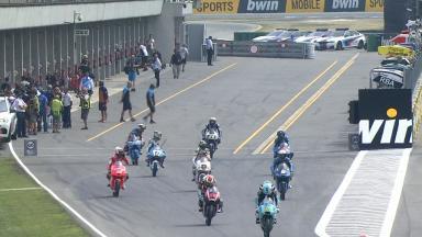#CzechGP: Moto3™ Qualifying Practice
