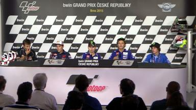 Conferenza Stampa Post-Qualifiche: #CzechGP
