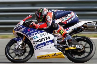 Antonelli: «Ha sido mi mejor vuelta en Brno»