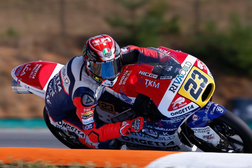 Niccolò Antonelli, Ongetta-rivacold, Brno FP3