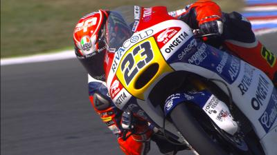 Free Video: Antonelli clinches pole
