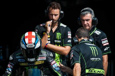 """Smith: """"I went out in Q2 with a setting I hadn't ridden"""""""