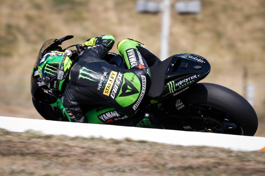 Pol Espargaro, Monster Yamaha Tech 3, Brno Q1