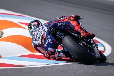 Lorenzo vuelve a ser primero en la decisiva FP3 de MotoGP™