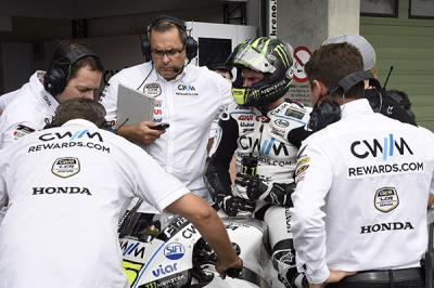 "Crutchlow: ""It was a disappointing day"""
