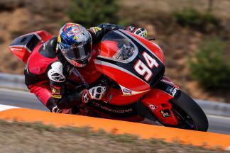 Folger, primero en la FP3 de Moto2™
