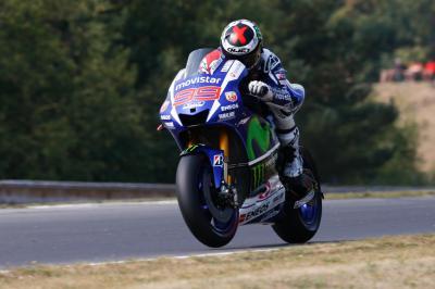 Lorenzo: «He podido arriesgar y ha sido una gran vuelta»
