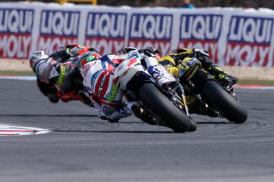 Moto2™ - Guía de carrera