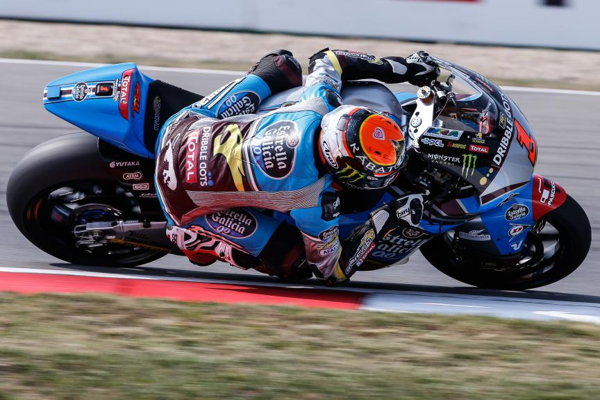 Tito Rabat, EG 0,0 Marc VDS, Brno RACE