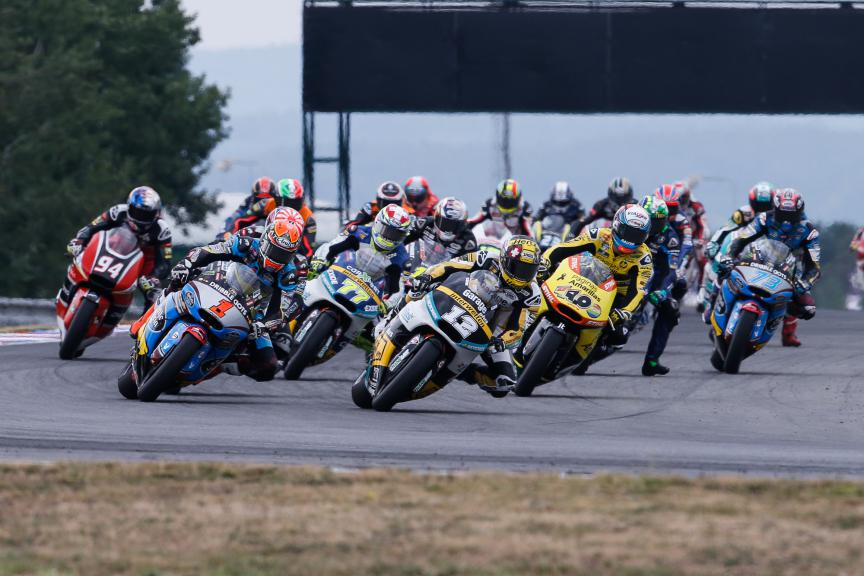 Moto2 Action Brno RACE