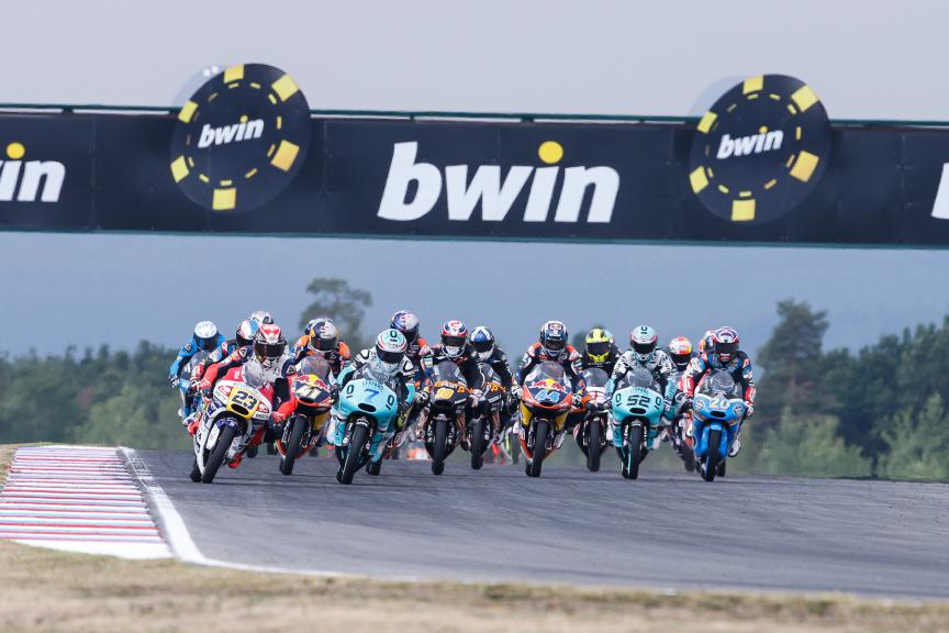 Moto3 Action Brno RACE