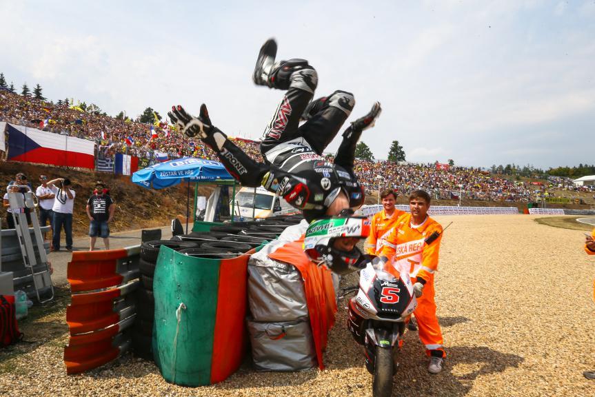 Johann Zarco, Ajo Motorsport, Brno RACE