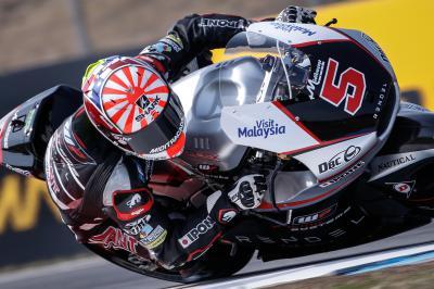 Zarco vence el GP bwin de República Checa en Moto2™