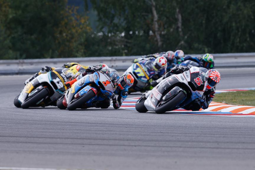 Moto2 Action Brno RACE