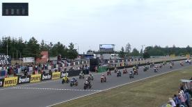 The full race session of the Moto2™ World Championship at the Czech GP.
