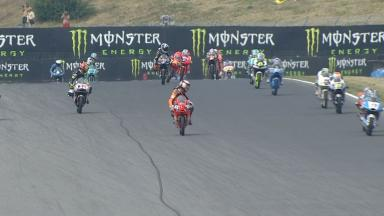 Czech GP Moto3™ Warm Up