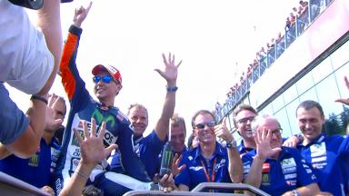 Lorenzo proves unstoppable in Brno