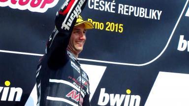 Moto2™クラス‐決勝レース‐ハイライト