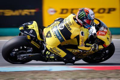 Rins: «Espero continuar así en las próximas carreras»