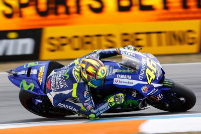 Rossi : « J'espérais faire une meilleure course »