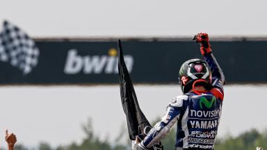Lorenzo: «Es una victoria muy importante»