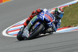 Lorenzo triumphiert beim Tschechien GP