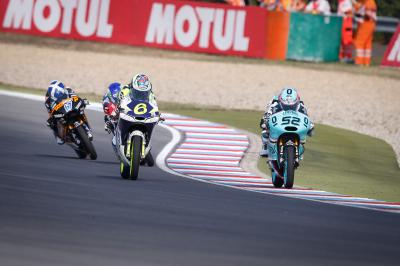 Moto3™ race guide for the Czech GP