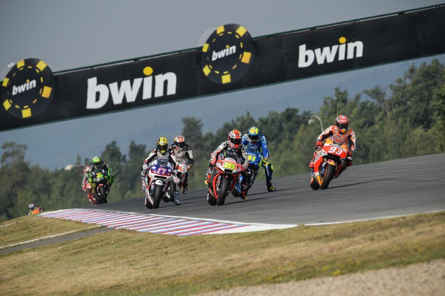 MotoGP Action Brno