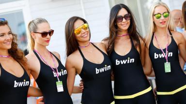 The Paddock Girls of the #CzechGP