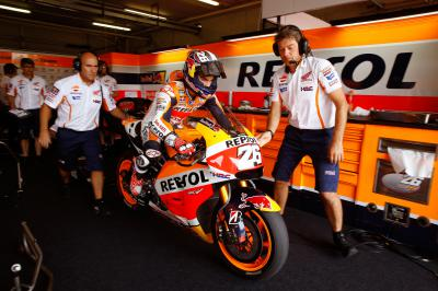 """Pedrosa: """"I lost positions and a lot of time"""""""
