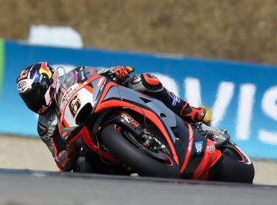 "Bradl: ""It was fun battling with Bautista"""
