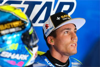 "Espargaro: ""I can't keep the corner speed"""