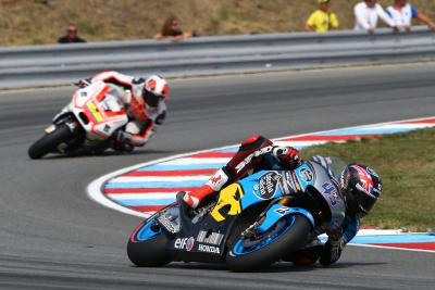 """Redding: """"I was struggling to keep the speed"""""""