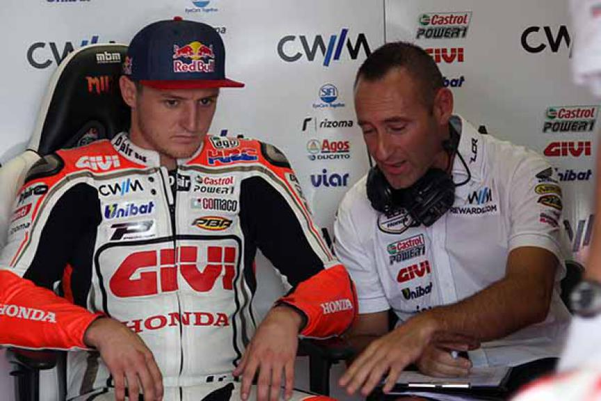 Jack Miller, CWM LCR Honda, Brno