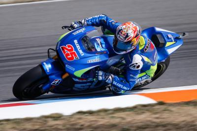 "Viñales: ""I tried to push very hard and finally crashed'"
