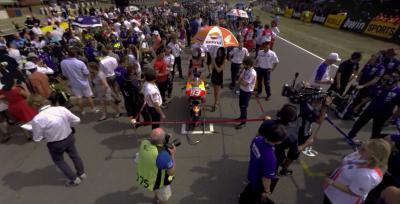 GoPro 360 en la parrilla del #CzechGP