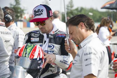 "Hayden: ""I made my best start and best first lap'"