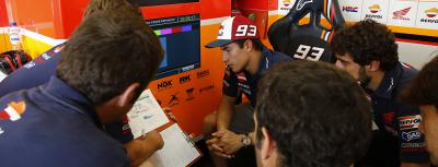 Marquez Blog: Two great outcomes