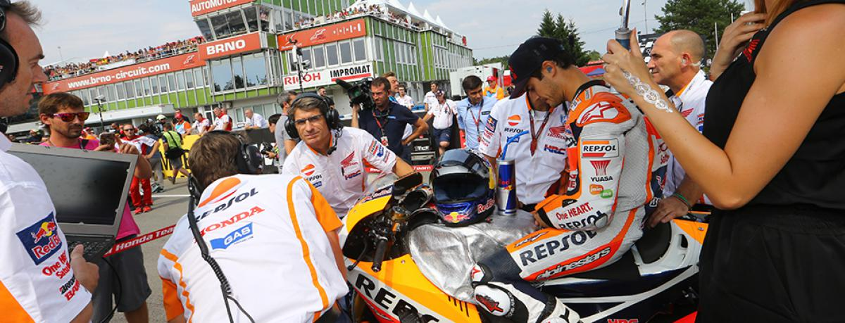Pedrosa Blog: Already thinking about Britain