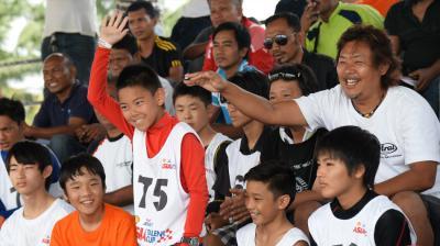シェルアドバンス・アジア・タレント・カップの選考会に500人以上が応募