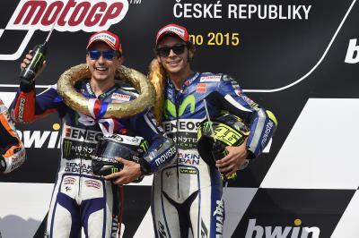 Yamahas Meregalli & Jarvis loben ihre Fahrer