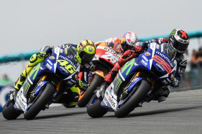 Rossi & Lorenzo: All square and all to play for