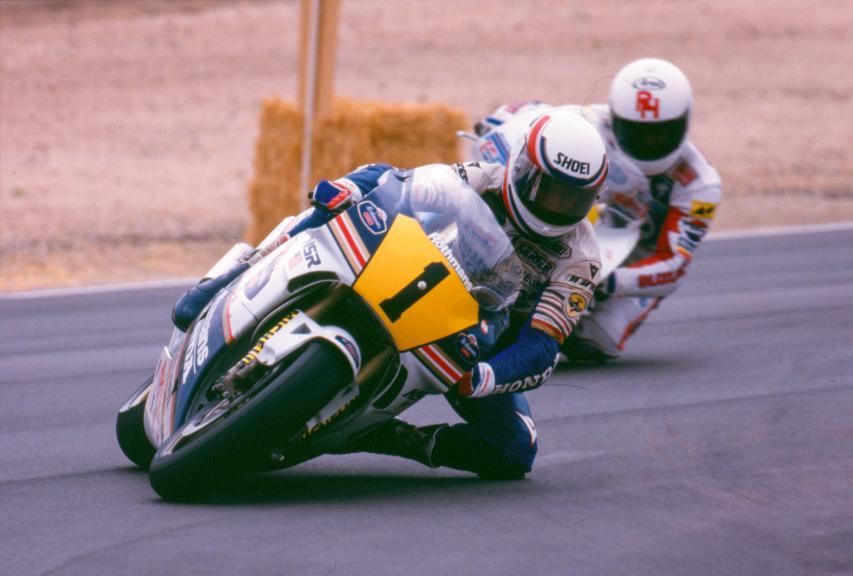 Eddie Lawson, 1989