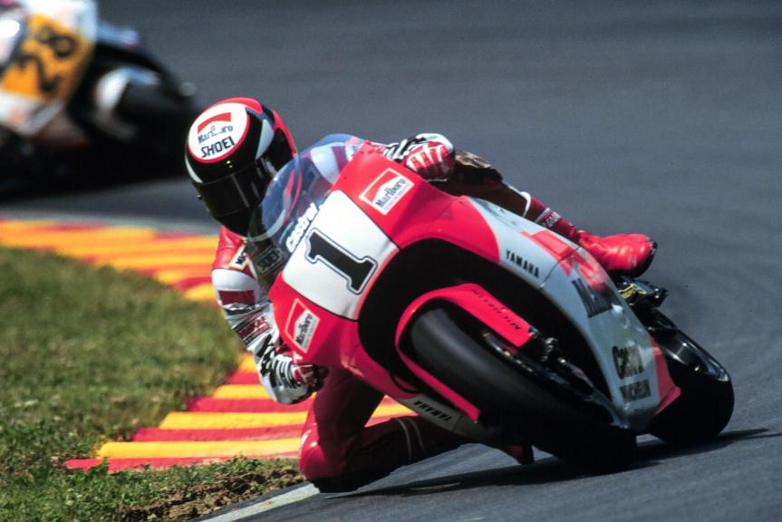 Wayne Rainey, 1992