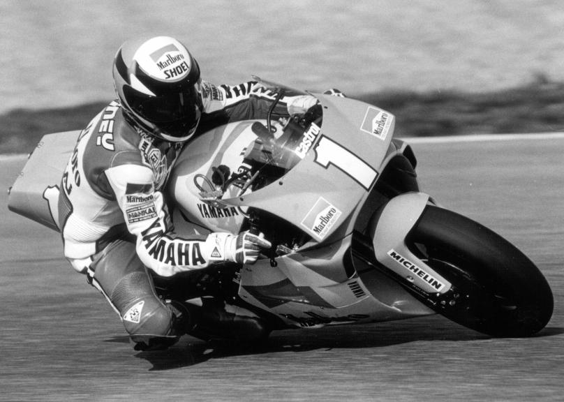 Wayne Rainey, 1992