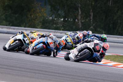 Moto2™ action continues at Silverstone