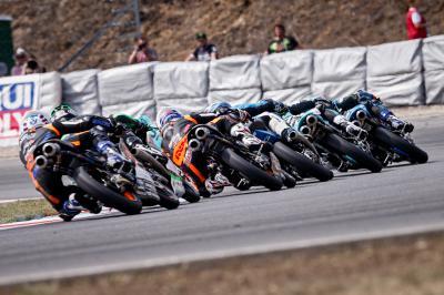 Moto3™ #StatAttack: British GP