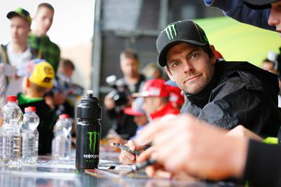 Meet and greet your MotoGP™ heroes on Wednesday