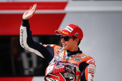 Márquez: Silverstone keine Lieblingsstrecke