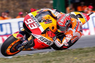 "Marquez: ""I enjoy going there, you can feel the excitement'"